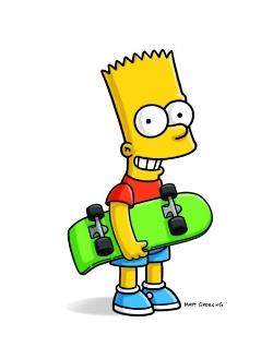 Bart Simpson Mischief
