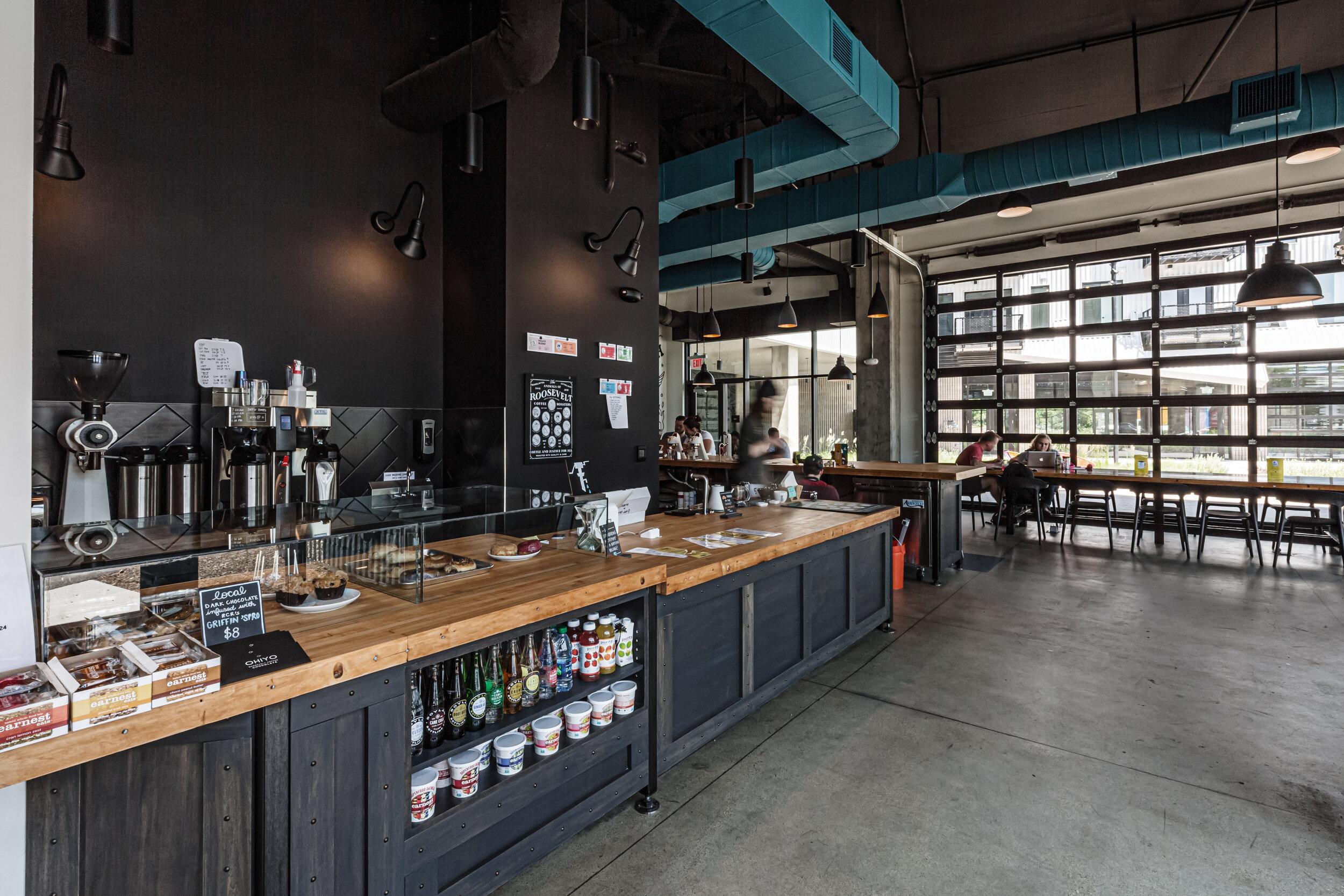 TRIAD Architects_Roosevelt Coffee_Interior Photographic Image_Coffee Bar 01.jpg
