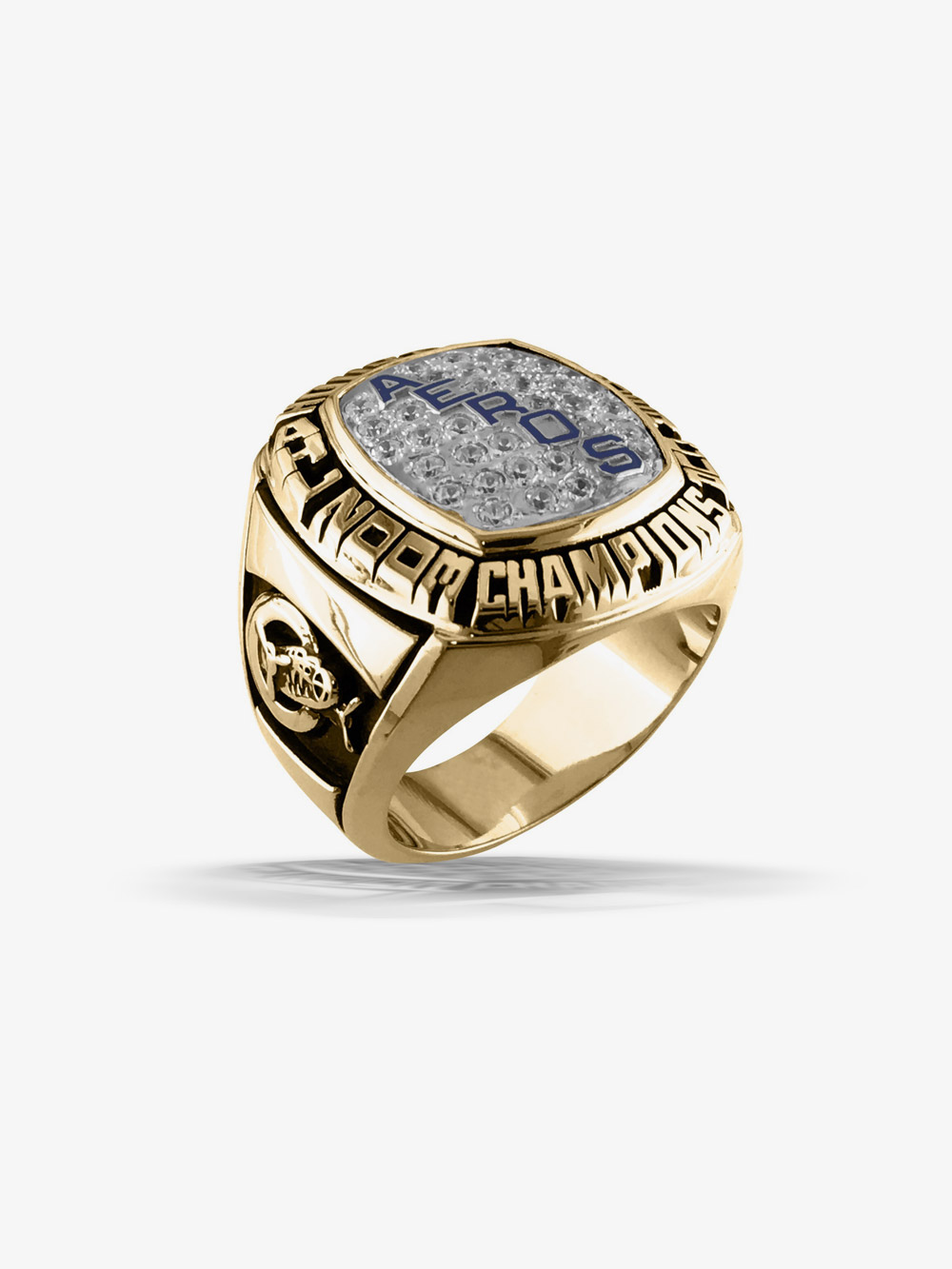 Example of Client Championship Ring