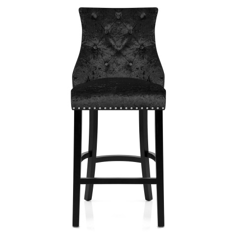These sexy velvet bar stools make such a stunning statement that will elevate any space and provide high-quality comfort.  These bar stools can be found at Atlantic Shopping and are very reasonably priced. (They also come in a gorgeous grey velvet finish if you prefer to lighten up the space a bit.   ASCOT BAR STOOL BLACK VELVET