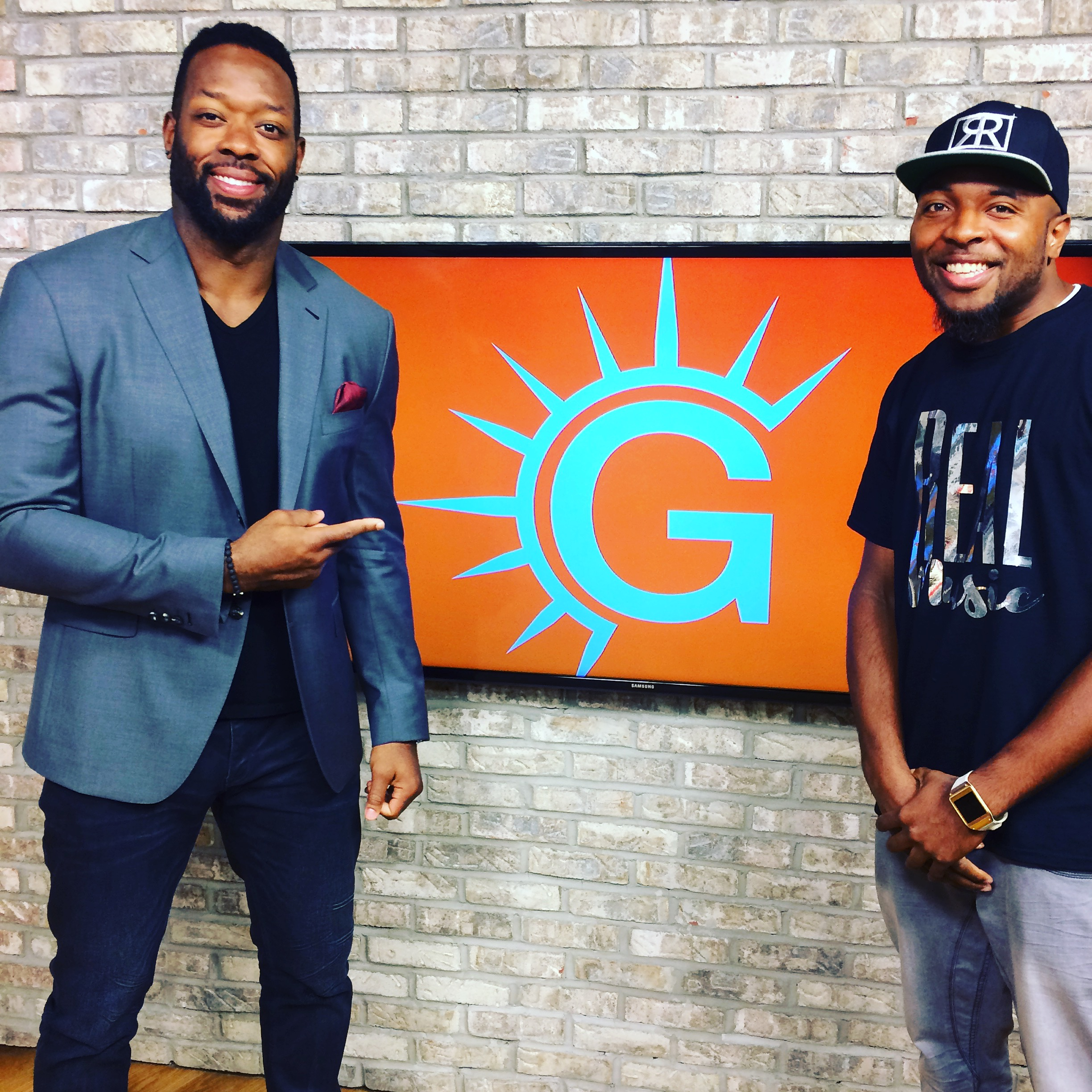 Former Defensive End, TV Broadcast Analyst Jay Richardson & Prophocey on Good Day Columbus