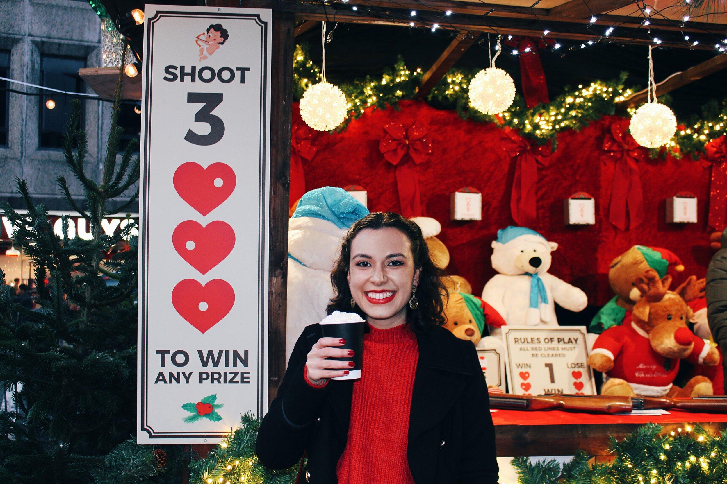 Newcastle Christmas Market Rhoyally Chic UK Style Blogger
