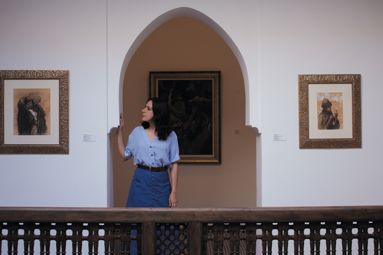 visiting museums in marrakech