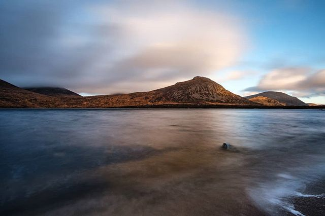 Serenity - Lough Shannagh, Mourne Mountains