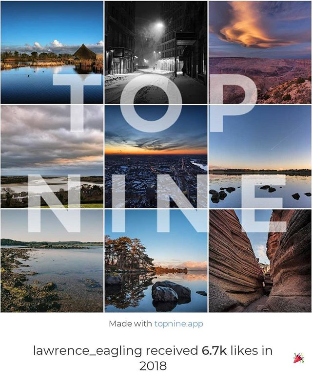 Happy New Year everyone! Thanks so much for your likes & support this year it's been a blast! Here are my top photos from 2018, bring on 2019! 🍾 😀🎉