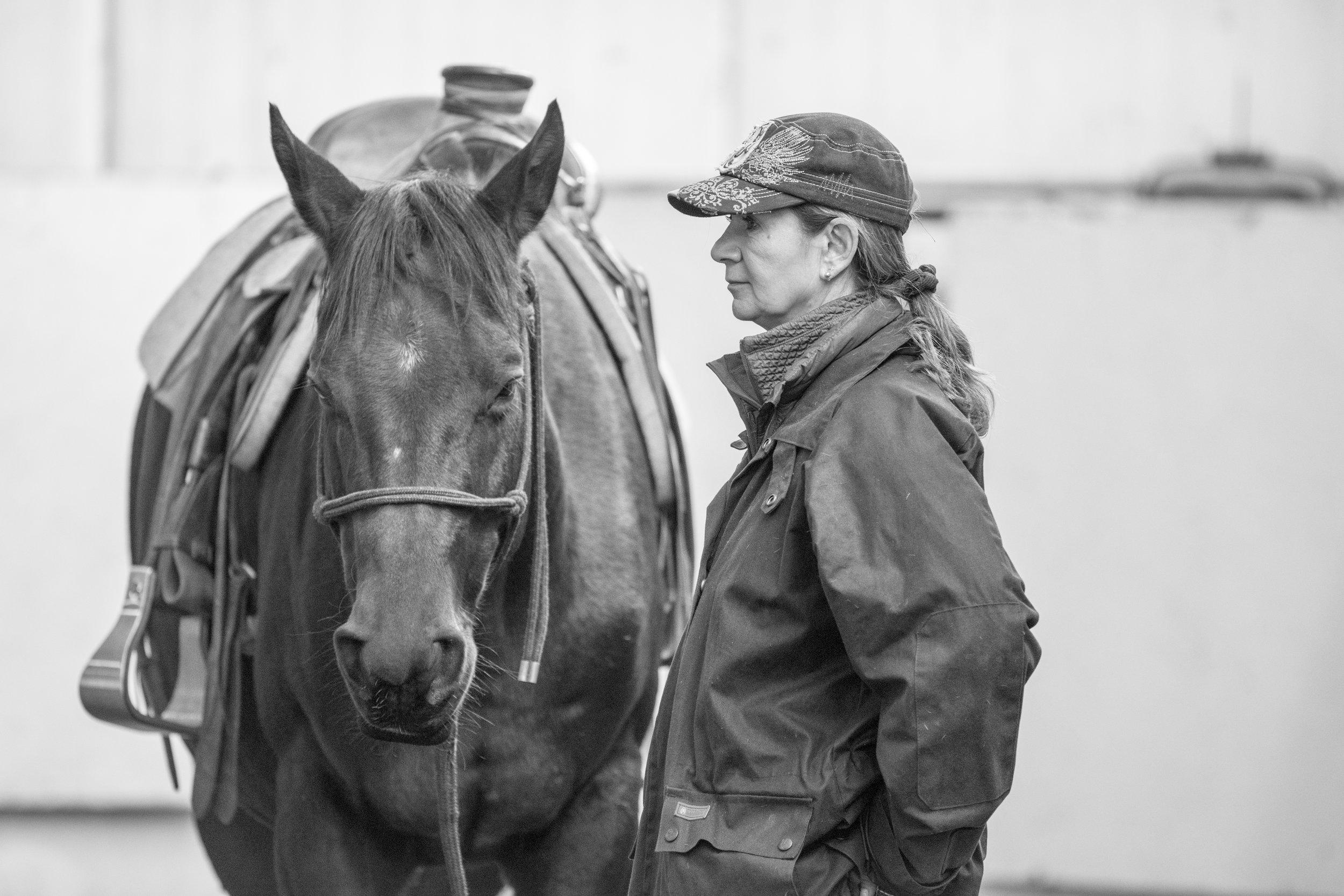 Trina Campbell Horsemanship - Cochrane, AB