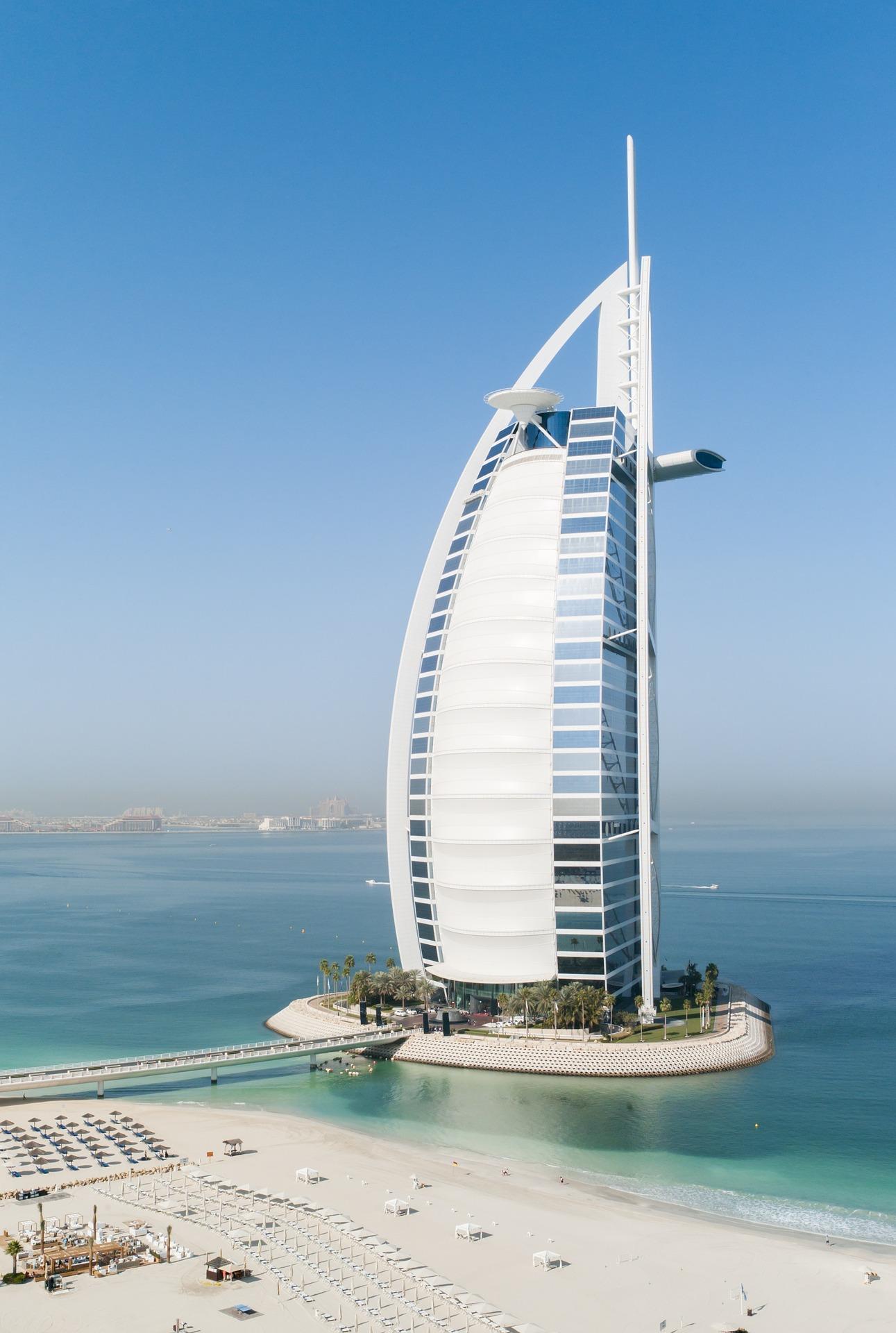 Dubai  - Almost here!