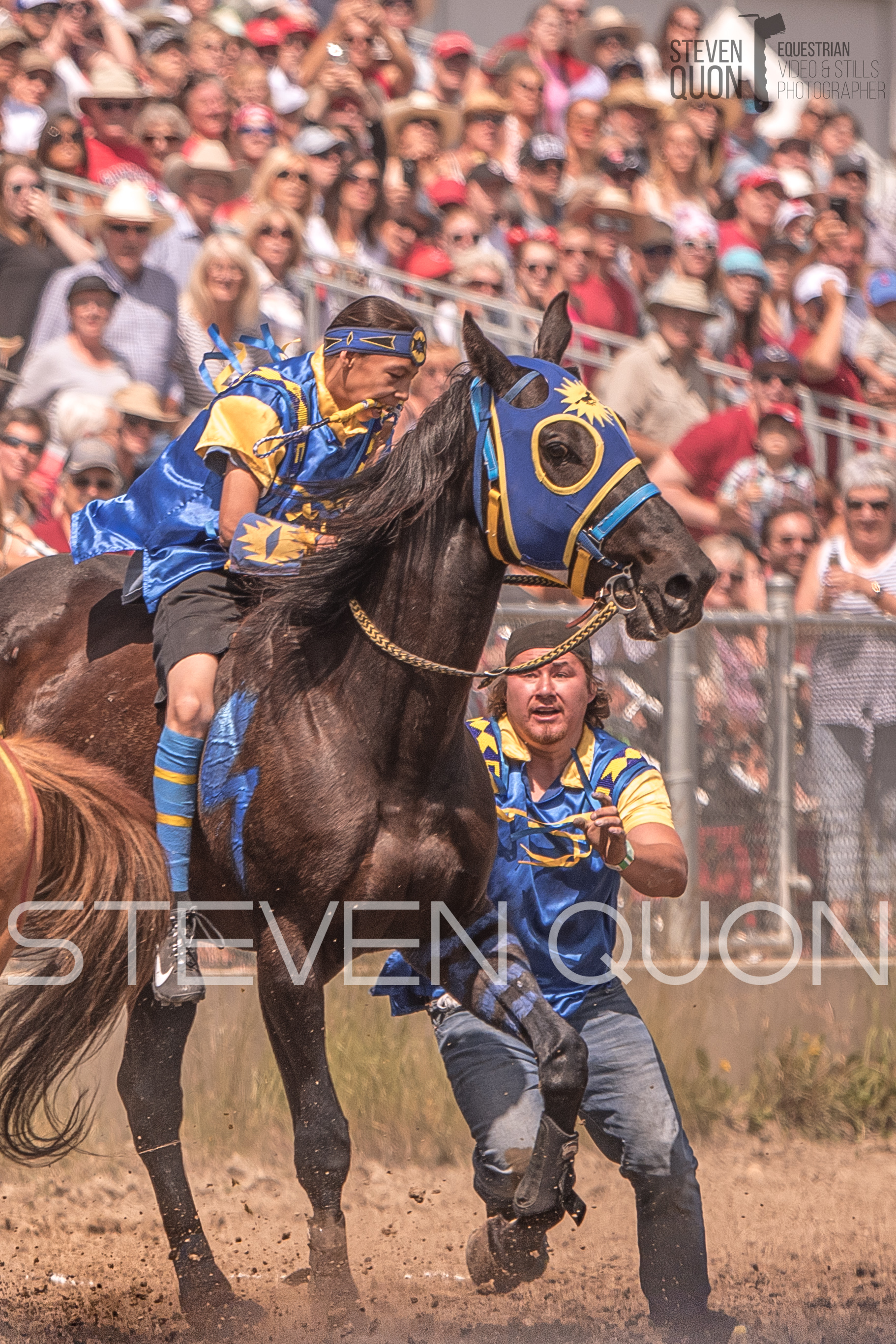 114th Millarville Races - Millarville Racetrack, AB.
