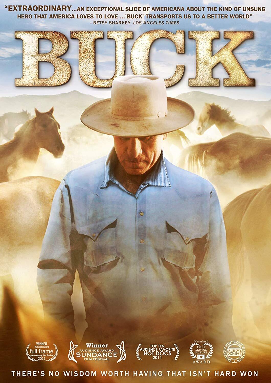 Buck Brannaman clinic - November, Stavely Alberta