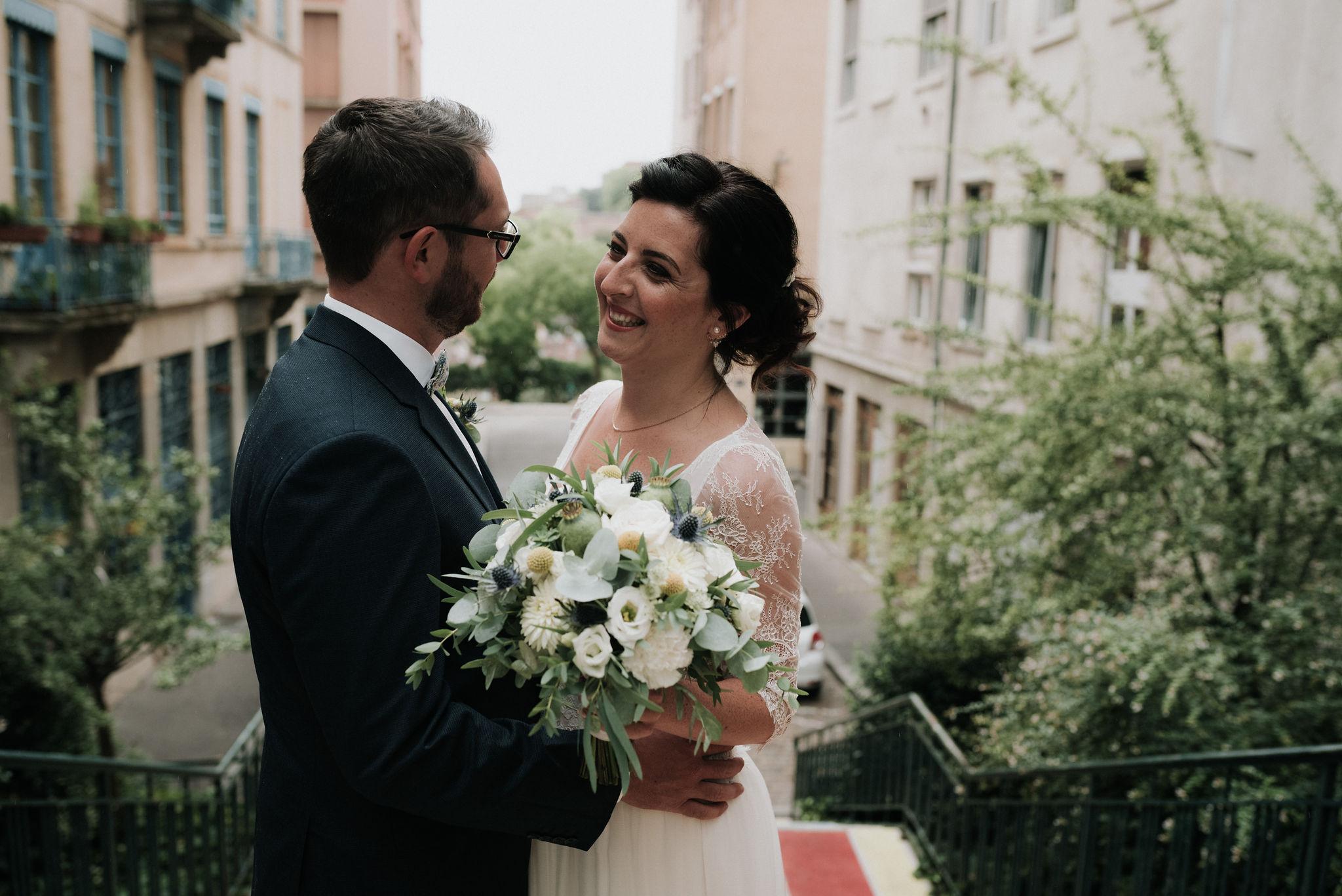Laura et Remi - Mariage dans le Beaujolais
