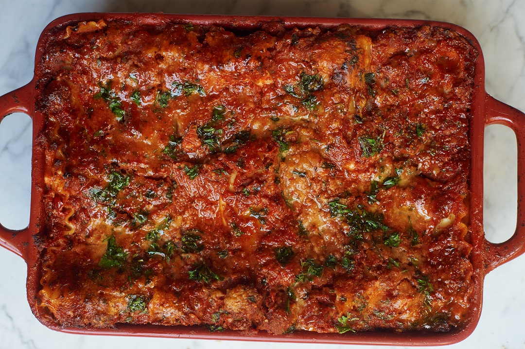 Semi-Prepared & Cooked Foods : Mama Domanico would be proud; all recipes from scratch with no added preservatives. Feeling pressed for an impressive dinner? Stop in and grab one of our small-batch, housemade Ravioli, Lasagna, Eggplant Parmesan, Chicken Parmesan, Boston Broils, Stuffed Cabbage Rolls, Meatballs, and even dessert! Buon Appetito!