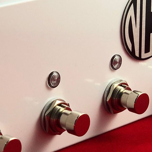 Time for a sexy new look. Bespoke utility pedals for guitarists and audio professionals. Individually handmade in London, England. @newlandcustomaudio • • • • • #pedalporn #effects #effectspedals #effectspedal #boutiquepedals #boutiqueeffects #guitarfx #gearnerds #gearshots #gearphoria #gearpassion #guitarpedals #stompbox #stompboxes #guitareffects #pedalboard #pedalboards #guitargear #custompedals #handmadepedals #guitarpedal #guitarnerds  #fxpedals #pedalgram #pedaljunkie #gearybusey #ncapedals #newlandcustomaudio