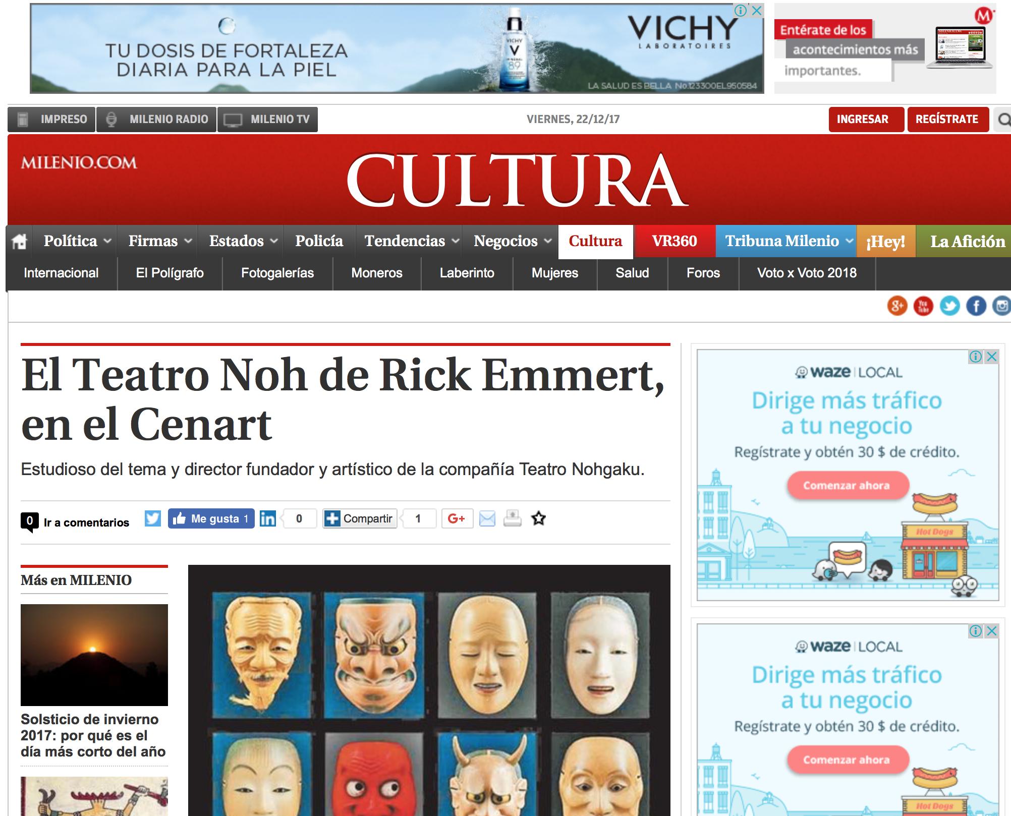 Prensa / Milenio -