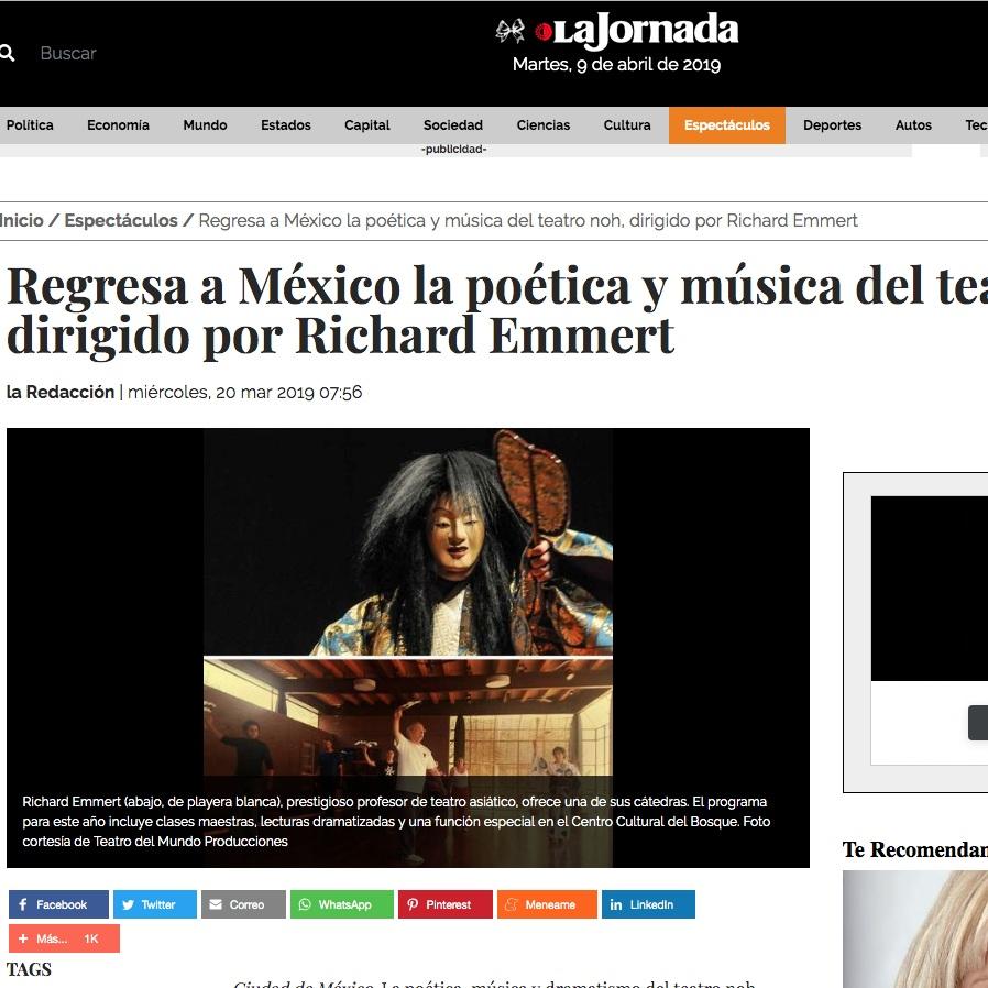La Jornada -