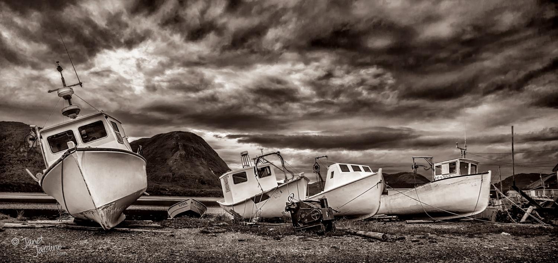 Newfoundland-Fishing-Boats---monochromatic_Photo_copyright_Janet_Jardine_SquareSpace.jpg