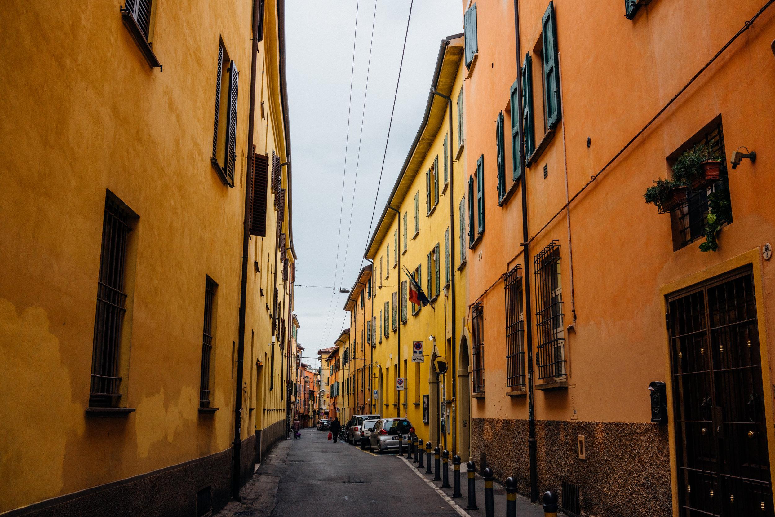 Questa è Bologna