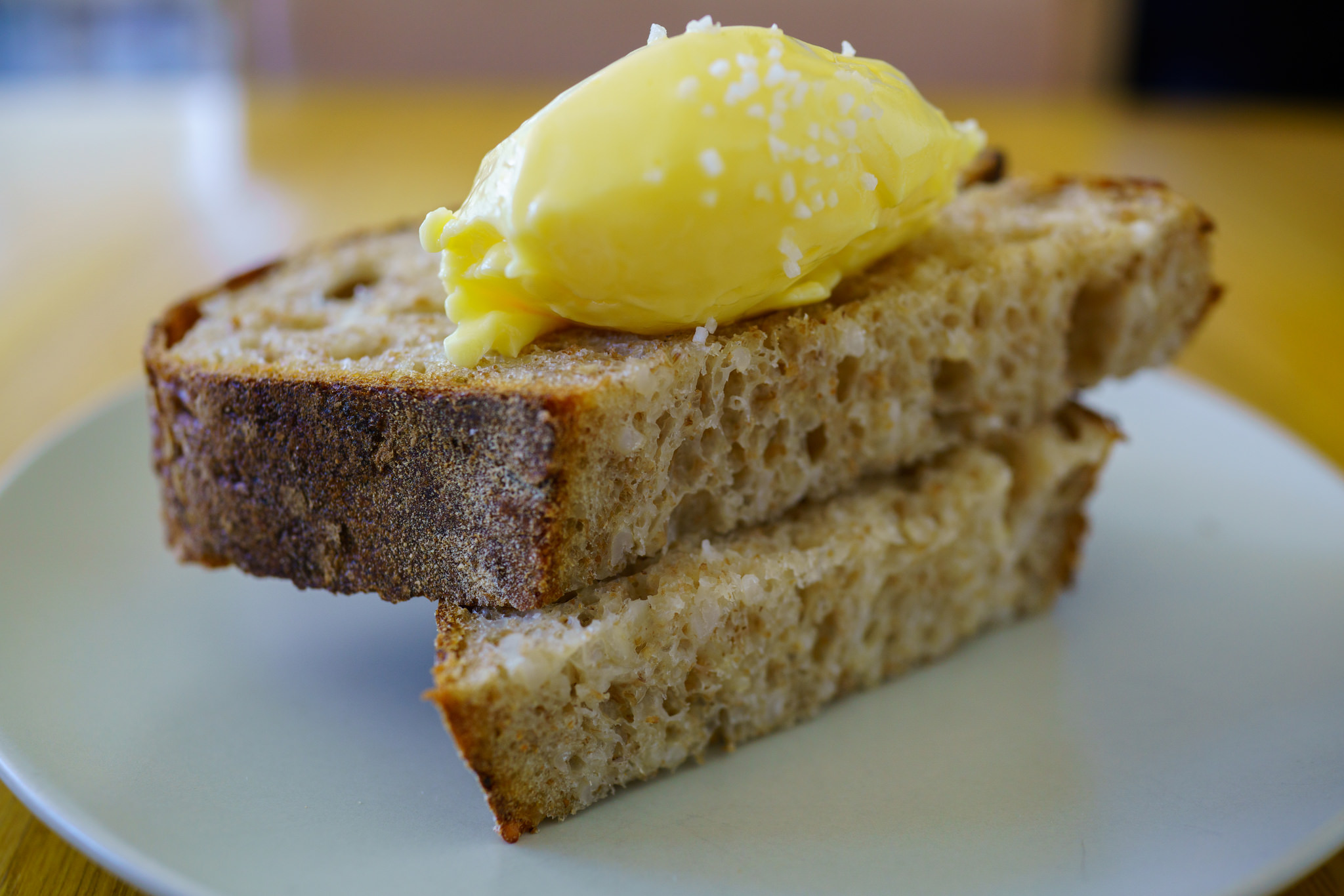 """Bread and Butter"" at Cellar Door Provisions in Chicago"