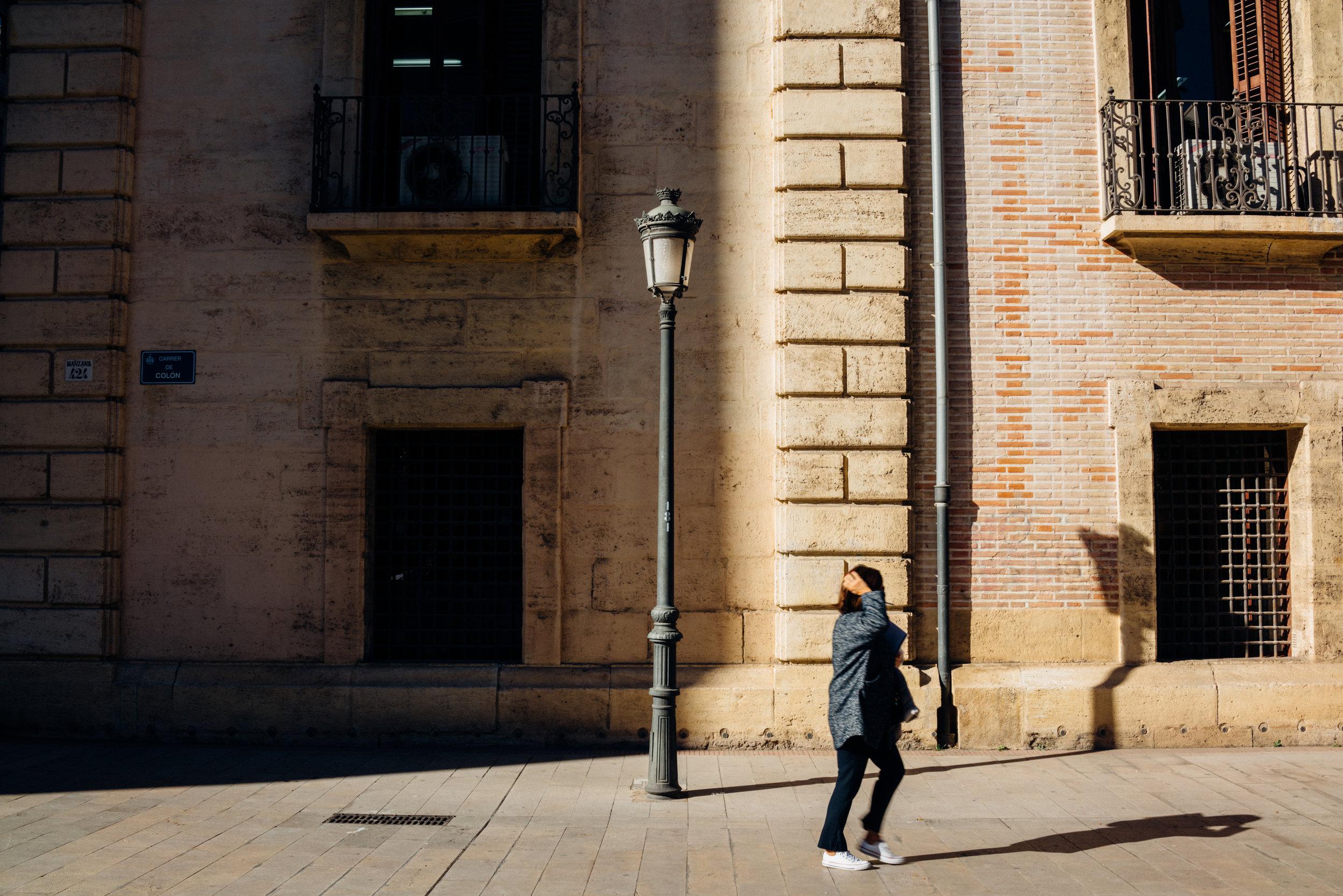 Ciutat Vella , or Old City, Valencia