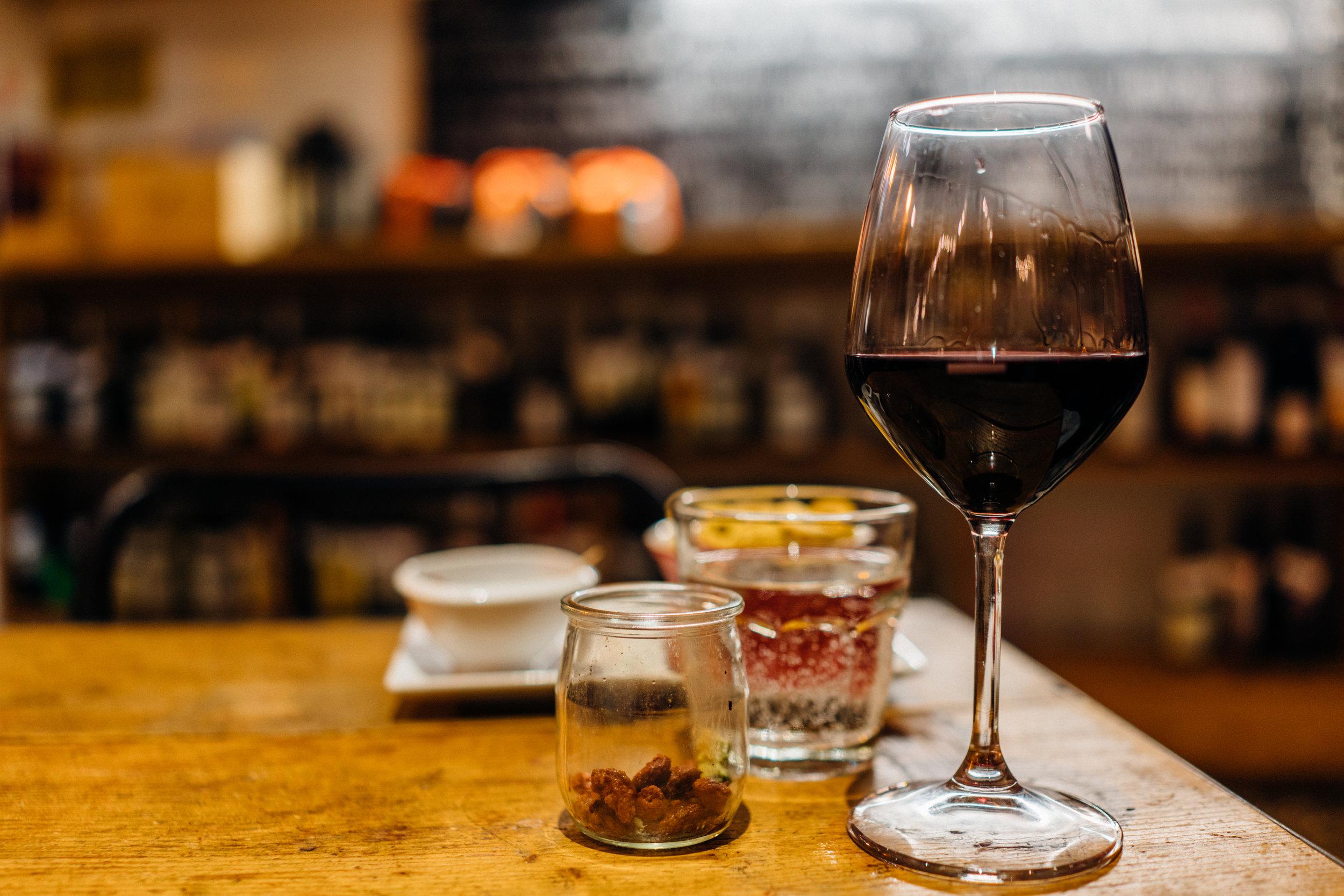 Vino a Vineria Favalli