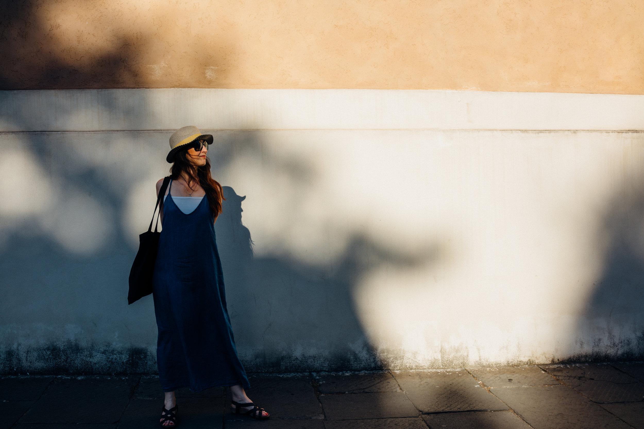 Marina, Roman Summer