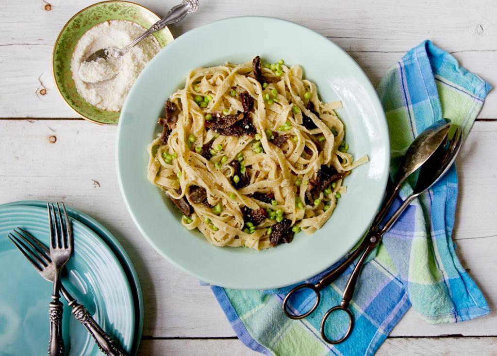 Pasta with morels_1.jpg