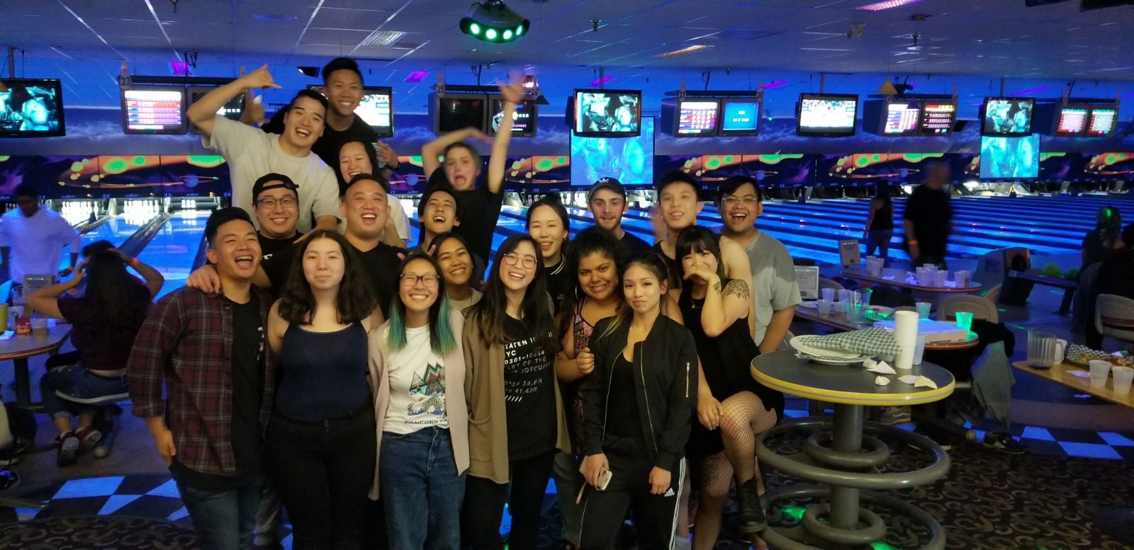 Bowling Aug 24, 2018