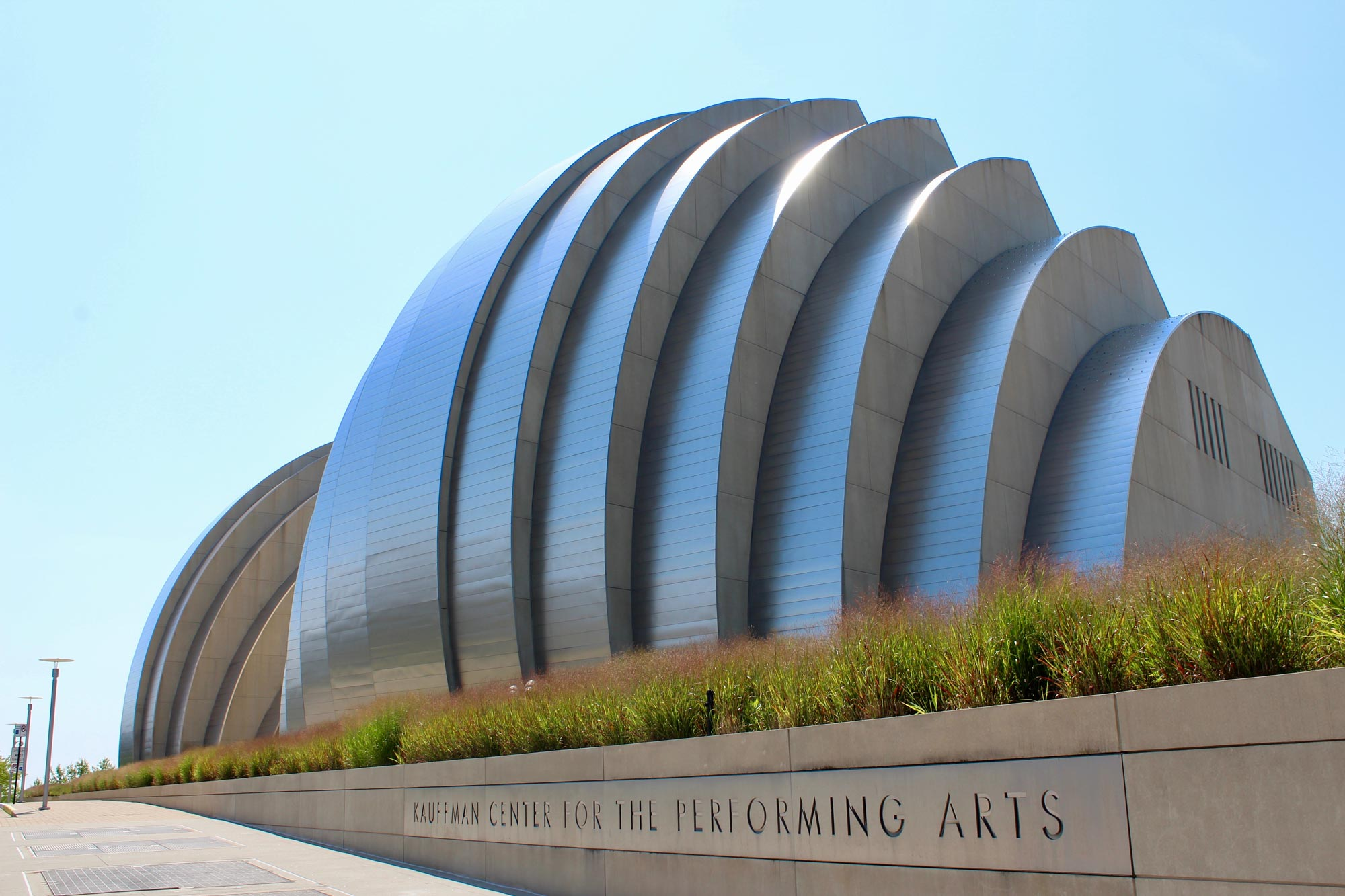 Kauffman Center for the Performing Arts Day