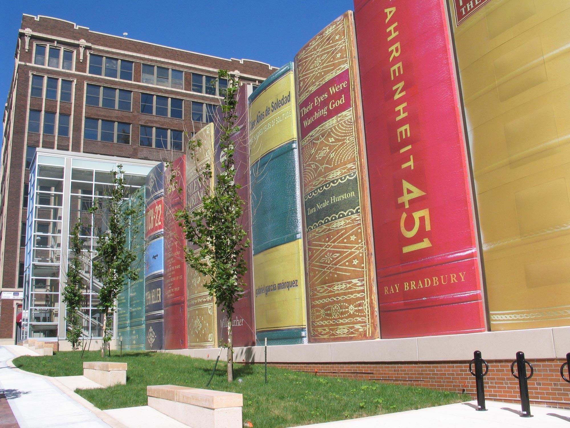 Kansas City Downtown Library