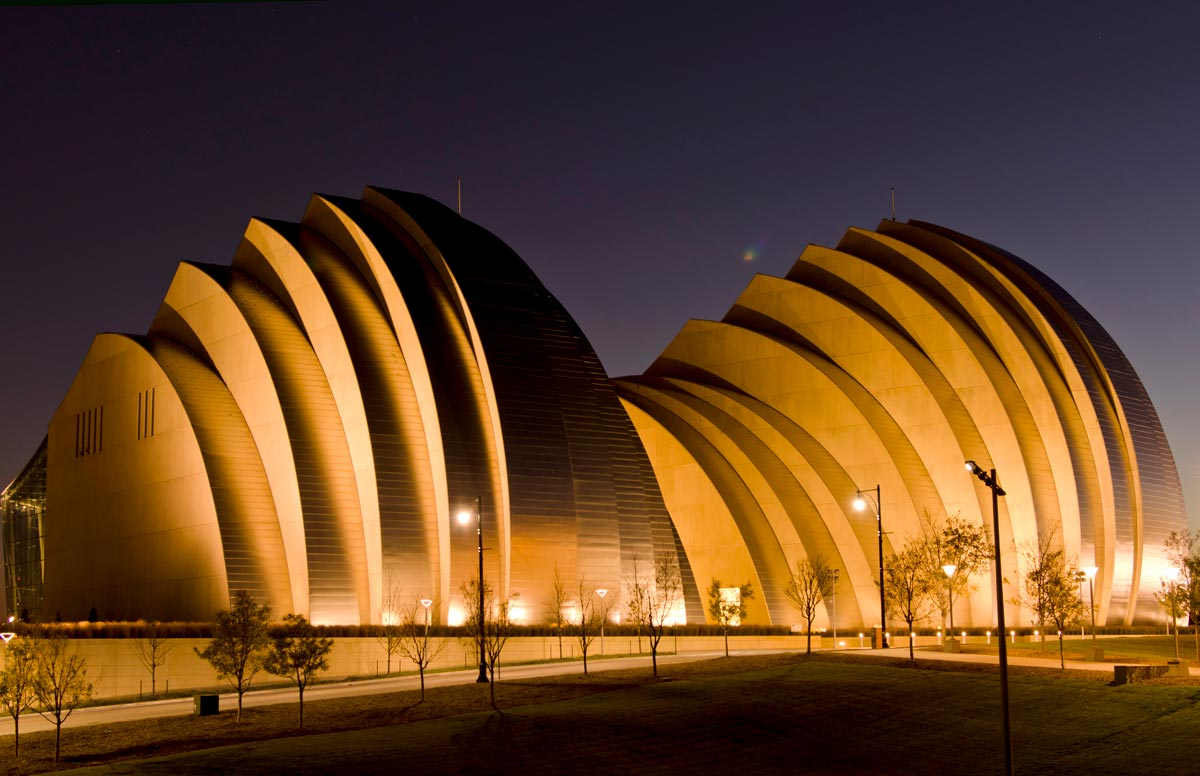 Kauffman Center for the Performing Arts Night