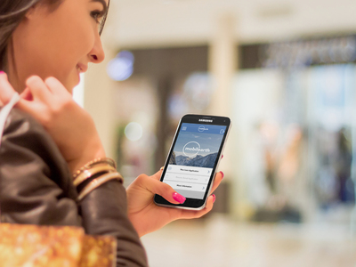 Serve customers mobile needs with Mobilearth Banking Apps