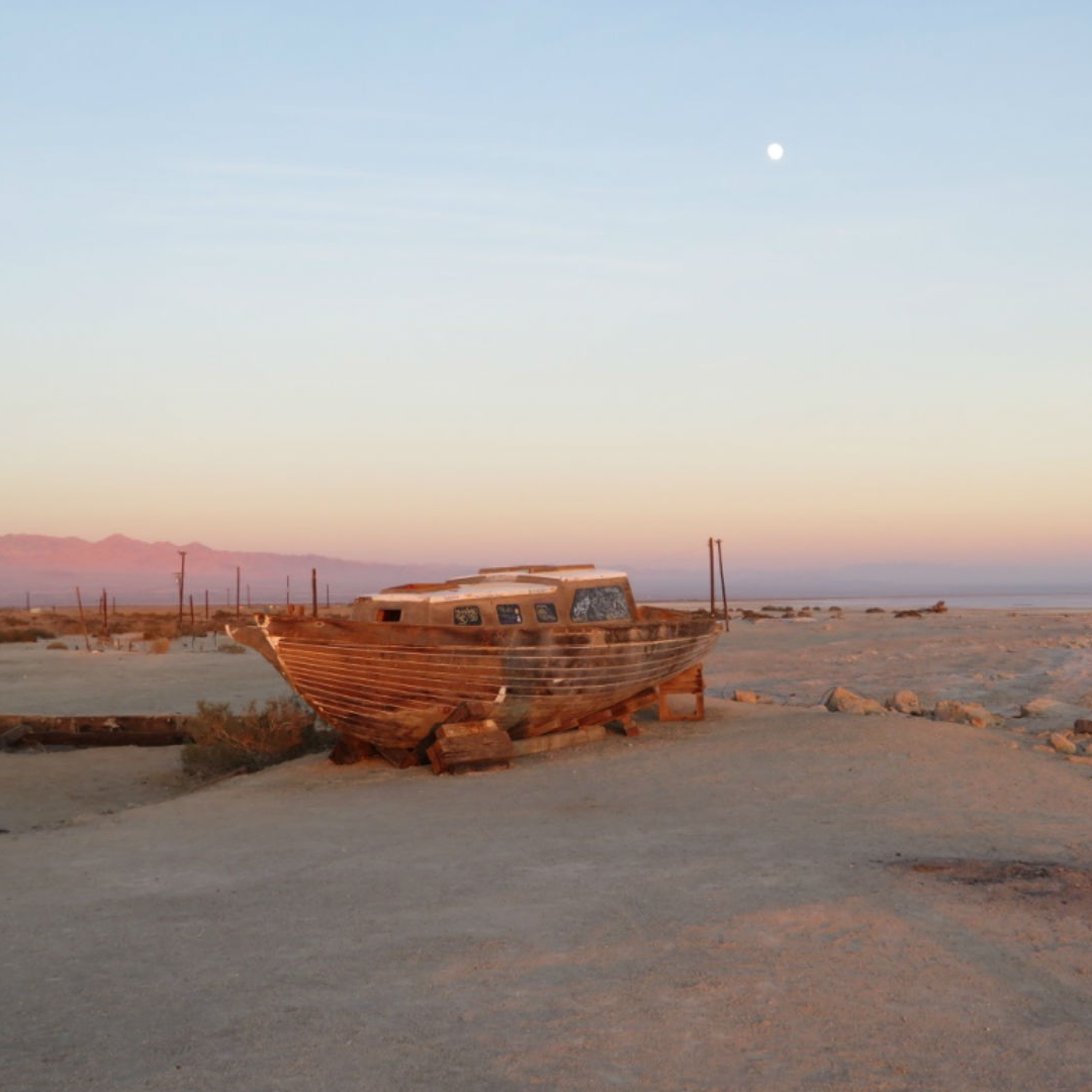 Why the Salton Sea is the Most Important Lake You've Never Visited - Written for RootsRated