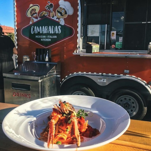 How Las Vegas's One and Only Mexican-Italian Food Truck Came to Be - Written for Eater