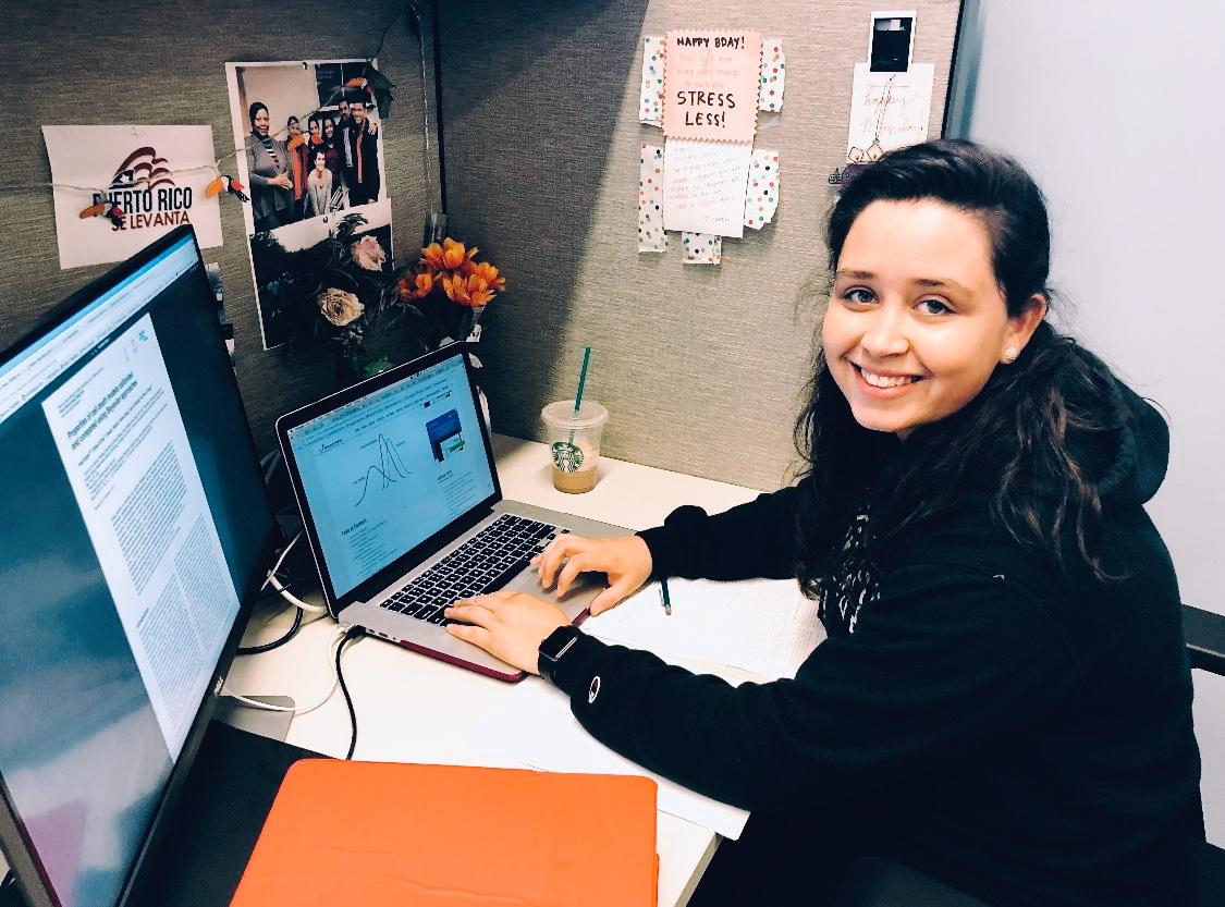 Phuture Dr. Geena Ildefonso - Meet this week's pheatured scientist!