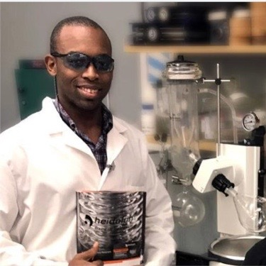 Phuture Dr. Ron Benning - Meet this week's featured scientist working on radioactive amino acids for 3D clinical imaging technologies.