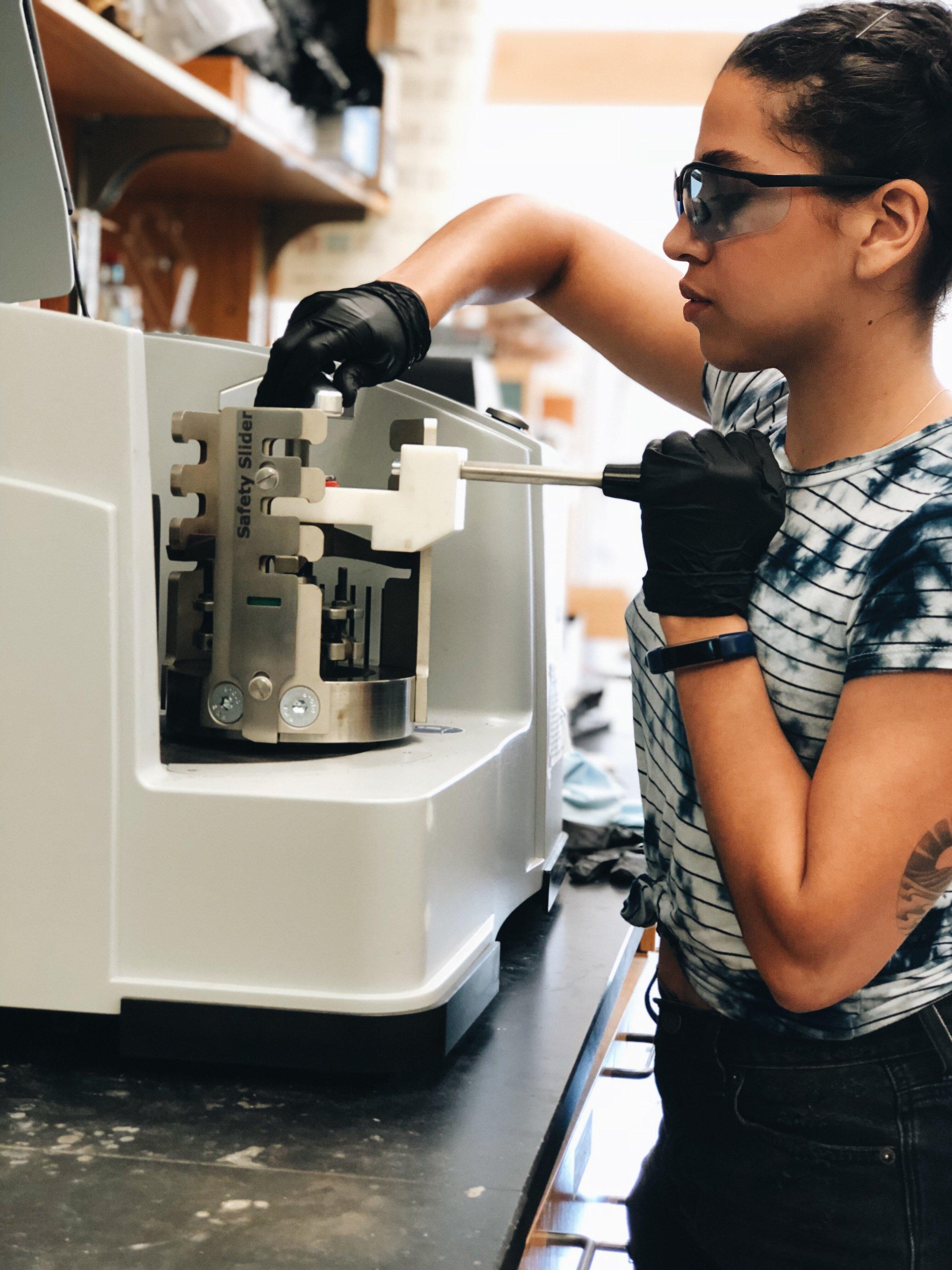 Meet this week's pheatured scientist - Phuture Dr. Stephanie Castillo