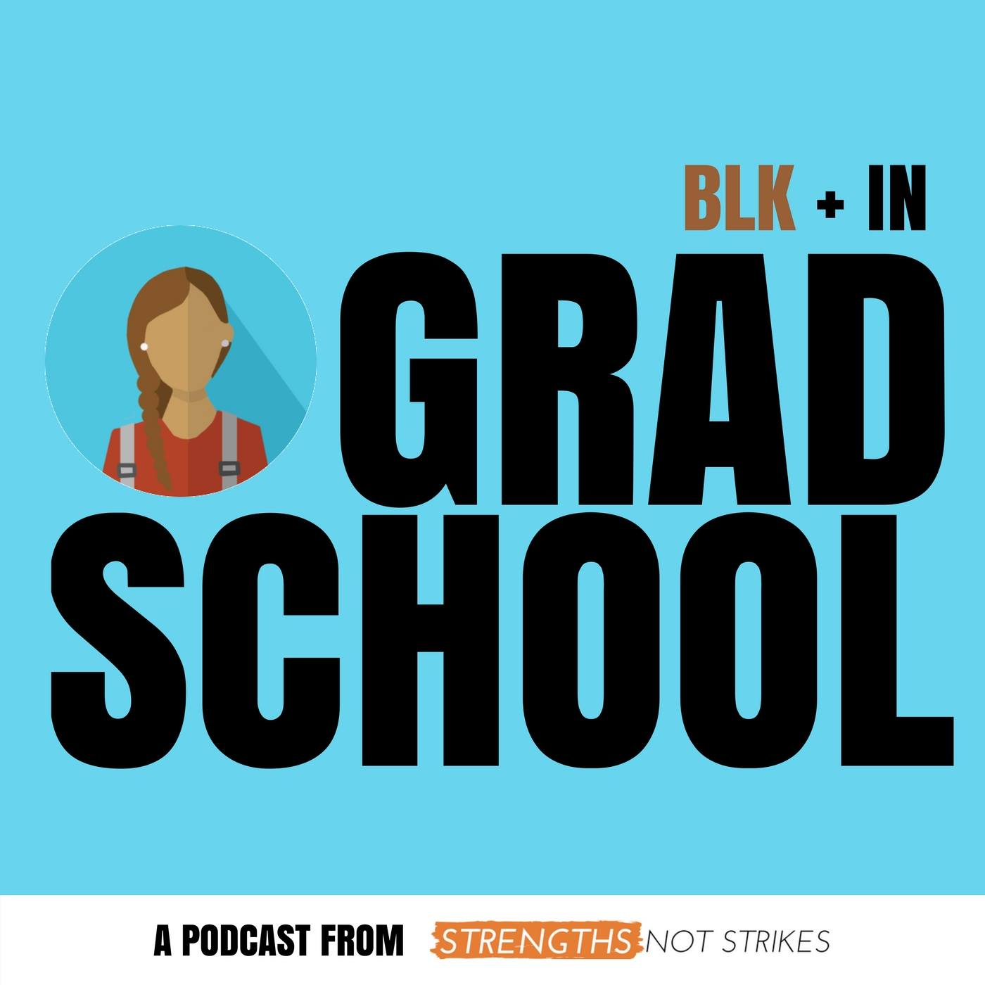 Blk + In Grad School - An audioblog created to encourage and inspire women + people of color to and through the grad school struggle.