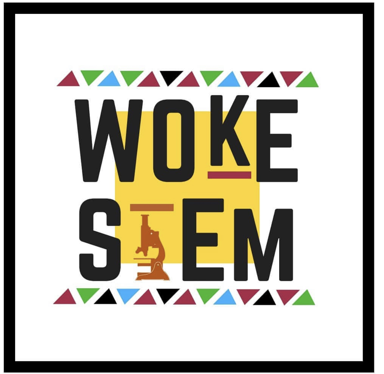 wokeSTEM - WokeSTEM is a creative response to the lack of diversity, social equity and inclusive cultures for minoritized people in STEM. Through their YouTube channel, they aim to to visually amplifying Black voices and experiences in STEM.