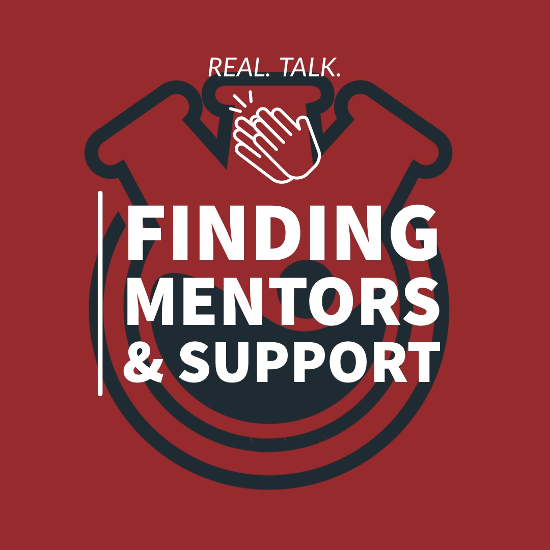 How to find a mentor in grad school - In this post, I provide you with some resources that have personally helped me in finding additional support and mentors. You should not go through graduate school alone. By building a network of supportive peers and mentors, you'll have a higher chance in achieving your academic and career goals.