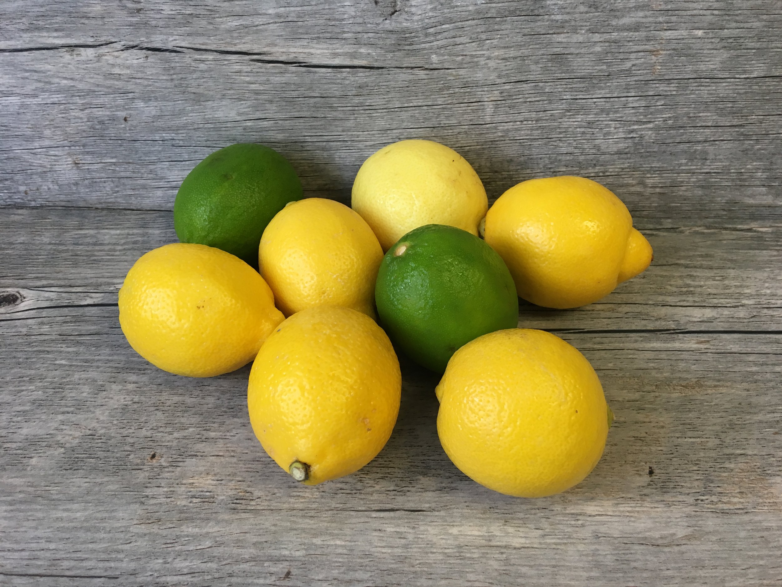 Citrus Fruit, such as Lemons and Limes, are amazingly good for you!