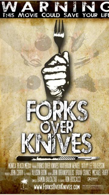 Forks Over Knives Film changes lives
