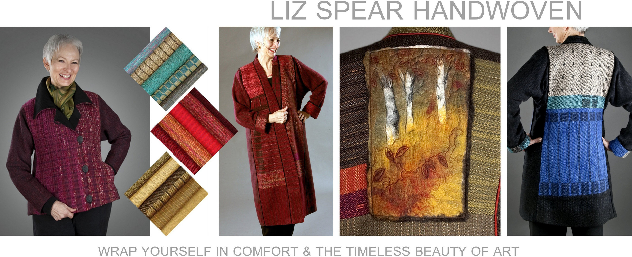 Liz Spear Handwoven, Liz and Friends.jpg
