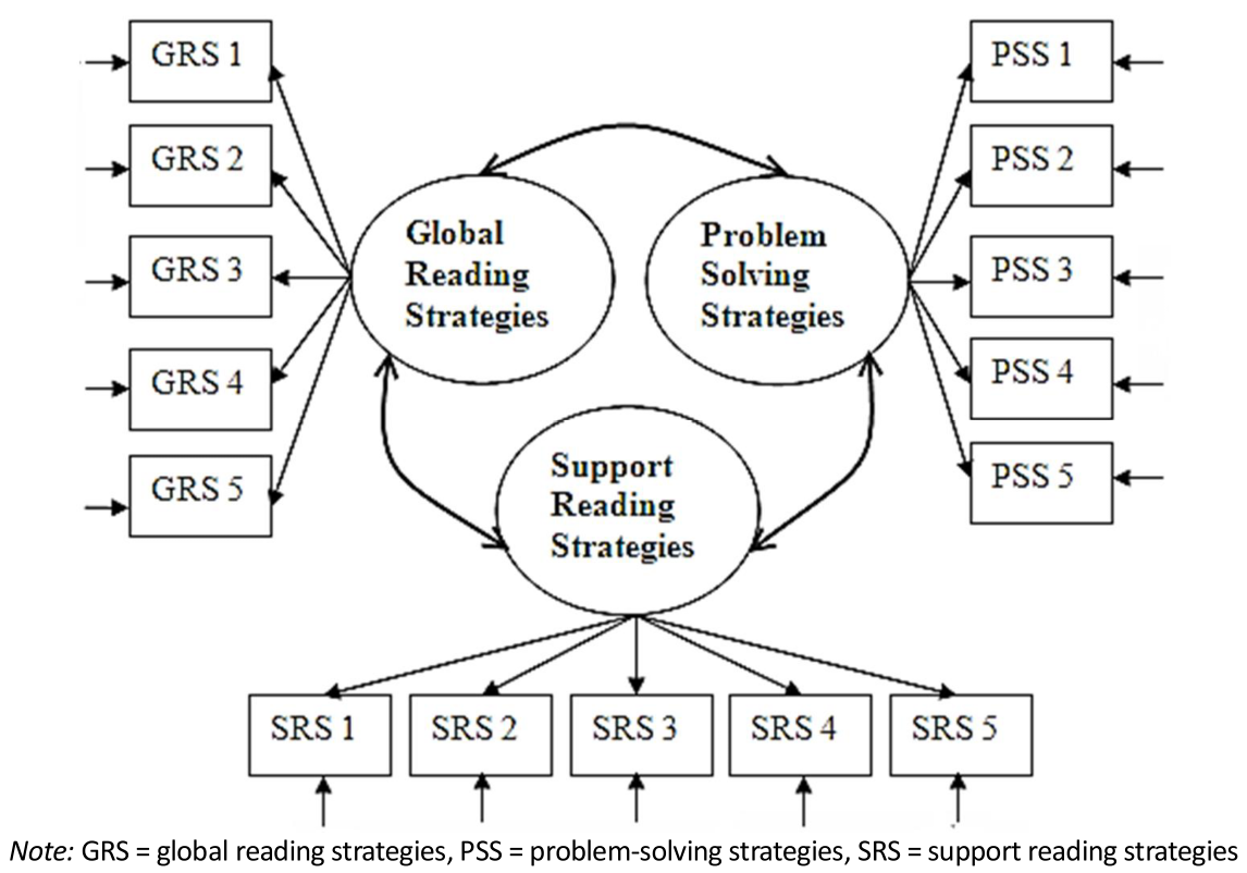 Figure 1 from  Mokhtari et al. - 2018 - Studies in Second Language Learning and Teaching