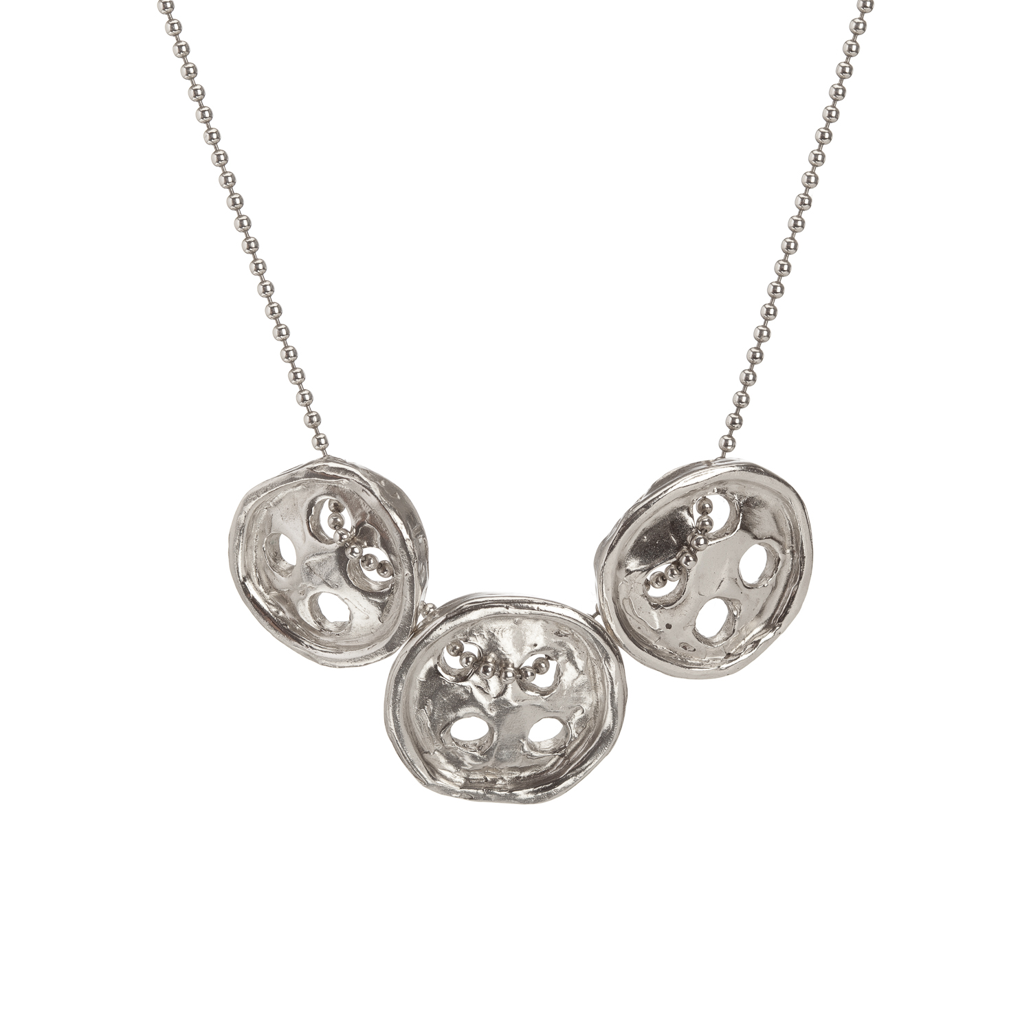 Buttons | sterling silver