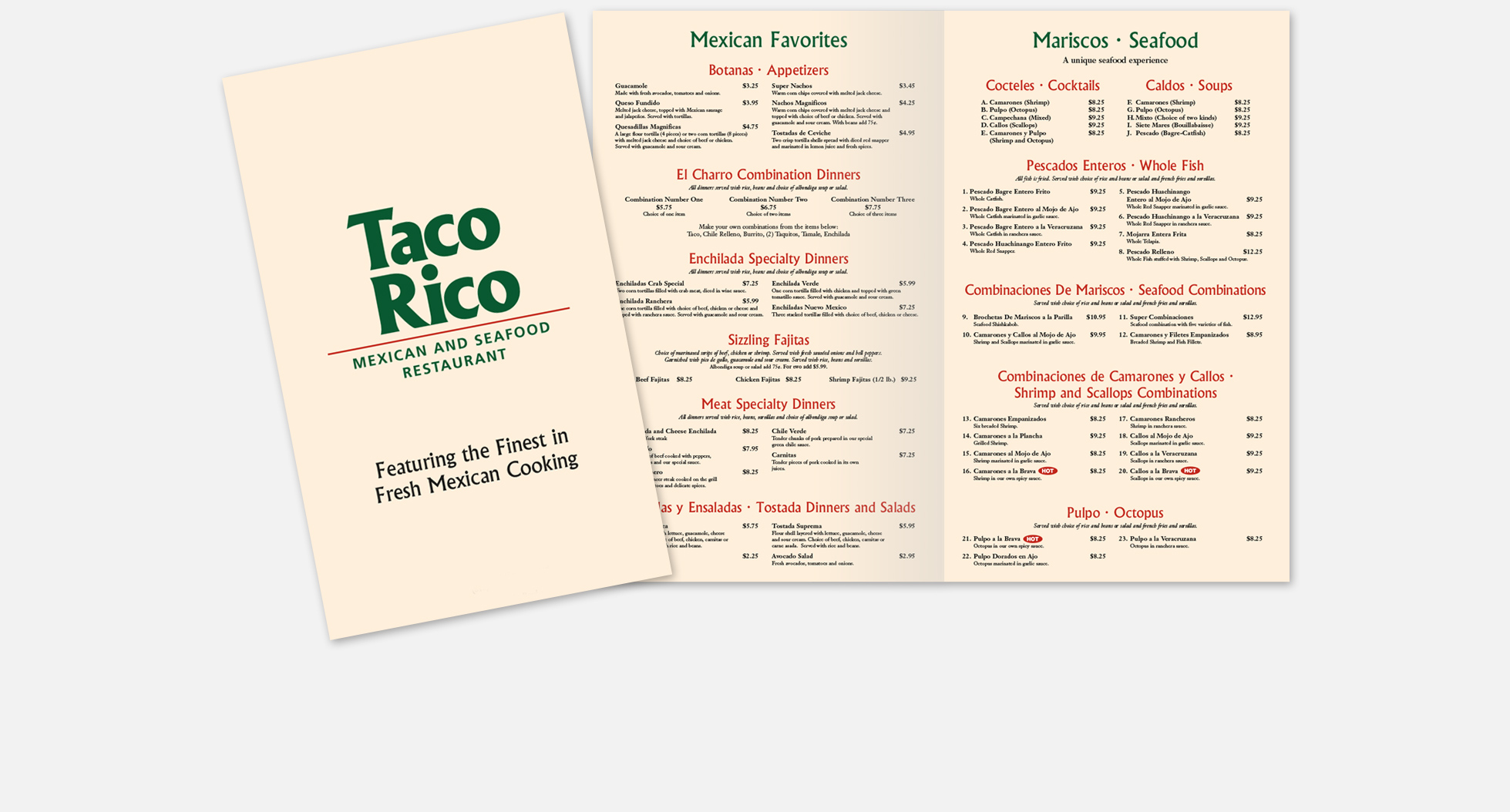 Taco Rico Restaurant