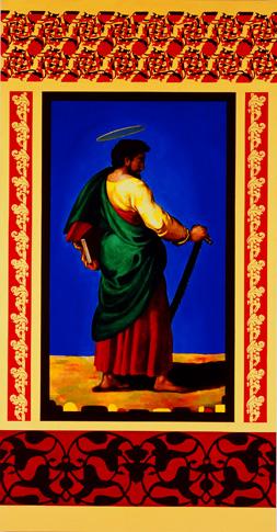 Apostles - St. Simon