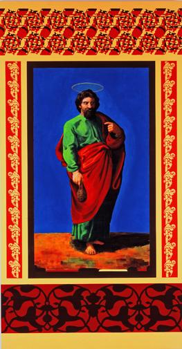 Apostles - St Matthew