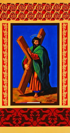 Apostles - St. Andrew