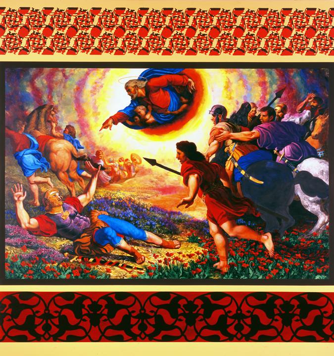 Conversion of Saul
