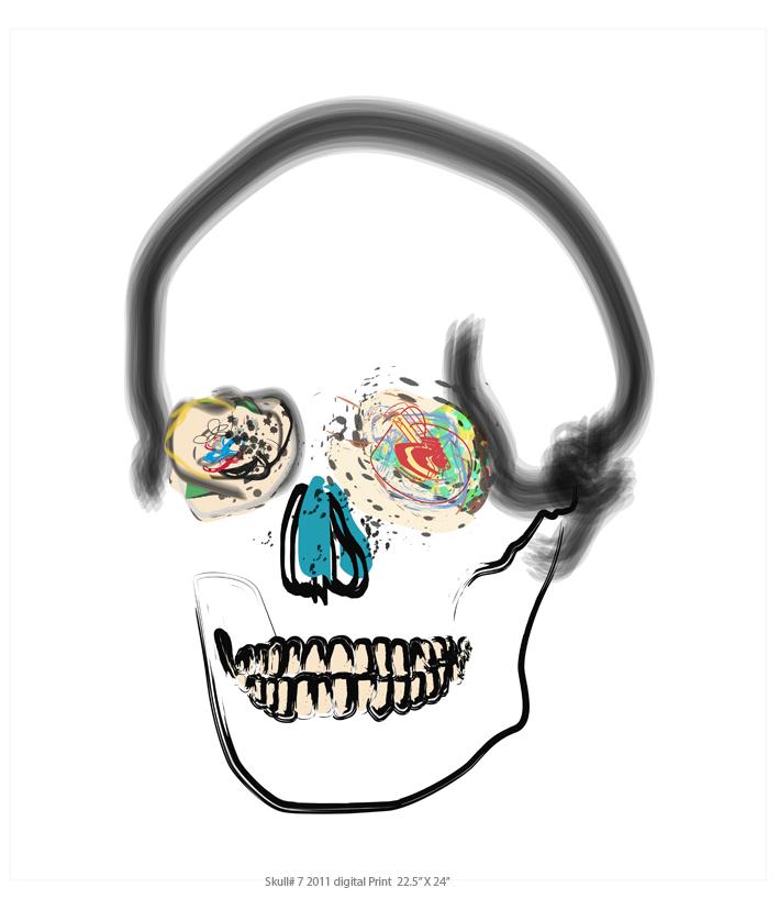 Skull #7