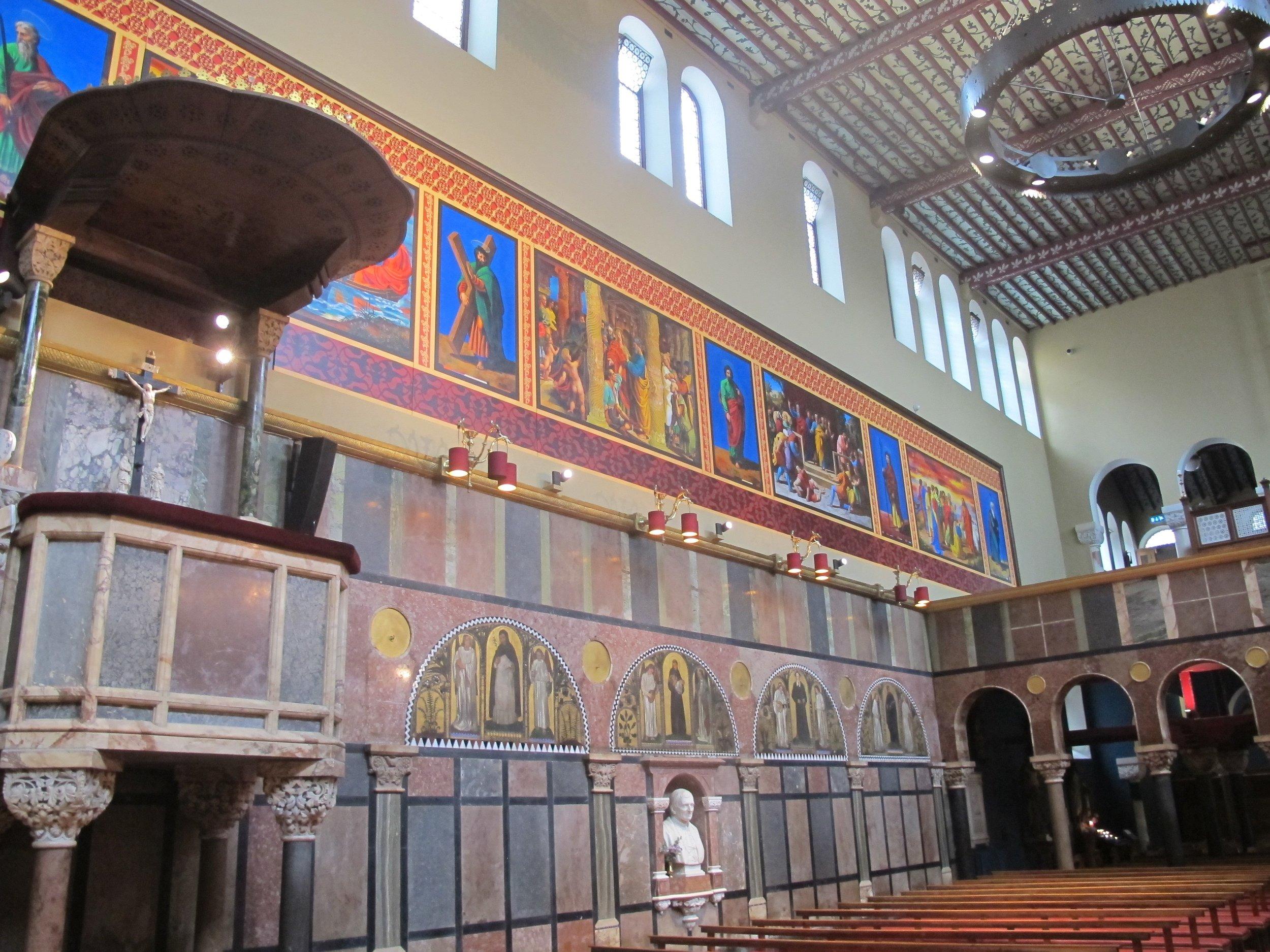 University Church Installation #1